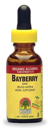 (Nature's Answer Bayberry Bark Extract, 1 Fl Oz by Nature's Answer)