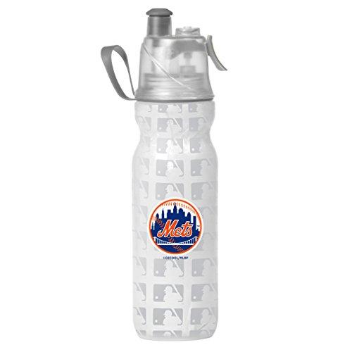 New York Mets Mist N' Sip Water Bottle 20 oz.