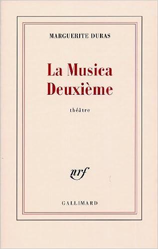 """Résultat de recherche d'images pour """"la musica deuxieme gallimard"""""""