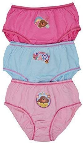 Aumsaa Niña Princesa Infantil Personajes 100% Calzoncillos Algodón Ropa Interior Slips Braguitas Paquete de 3: Amazon.es: Ropa y accesorios