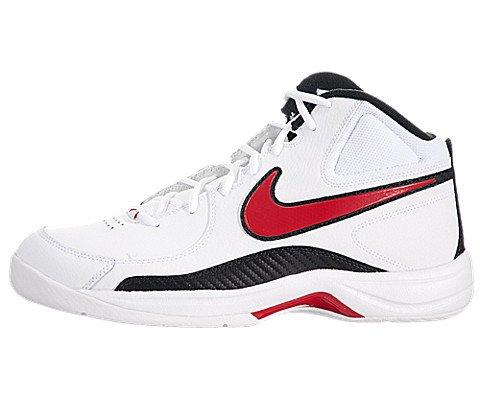NIKE MENS THE OVERPLAY VII STYLE: white/sport-red/black 511372-103 SIZE:  8.5 M US - Buy Online in UAE. | Apparel Products in the UAE - See Prices,  Reviews ...