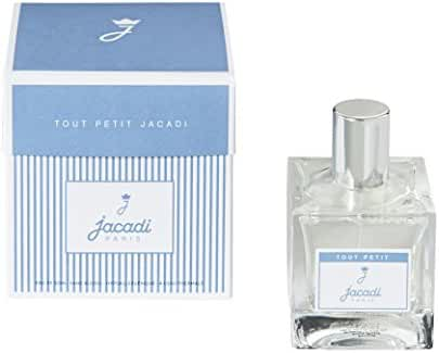 Jacadi Fragrance Tout Petit Alcohol Free Scented Water, Baby Boy, 1.7 Fluid Ounce