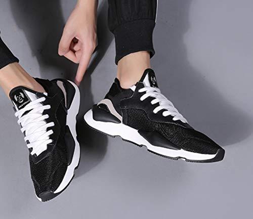 Des Chaussures Respirant Femmes Filet Adaptées Les 38 Noir Pour voyage Course Danliker Exercice Et Jogging Amateurs De Hommes Cuir twI8zX
