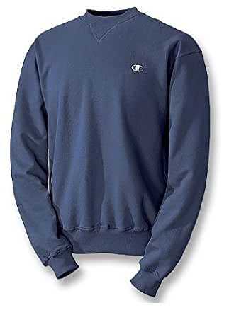 Champion Double Dry Classic Fleece Crew Mens