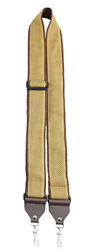 Perris Leathers TWSBJ-6688 Jacquard Banjo Straps by Perris Leathers