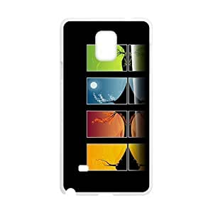 Beautiful Scenery Phone For SamSung Galaxy S5 Mini Case Cover