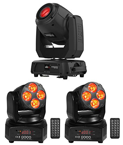 100W Led Moving Head Spot Light in US - 6
