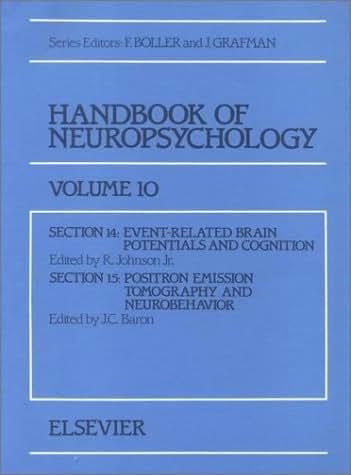 Handbook of Neuropsychology