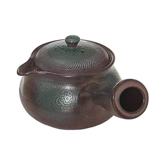 japanese teapot clay - 9