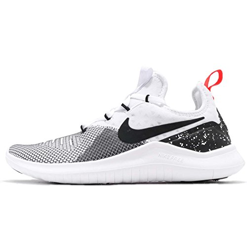 8 Trainer Fitness Cr Free Donna da 101 Nike total Black Bianco Scarpe White SHFxwq