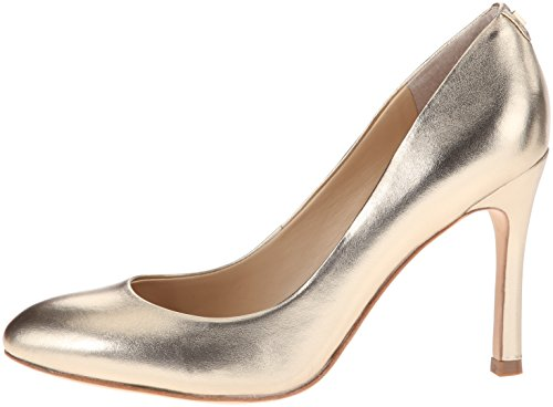 Janie Women's Pump Trump Ivanka Gold 0SqUUB