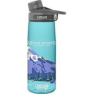 CamelBak National Parks Water Bottle, Mount Rainer, 0.75 L