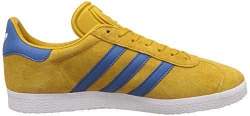 adidas Herren Laufschuhe Gelb