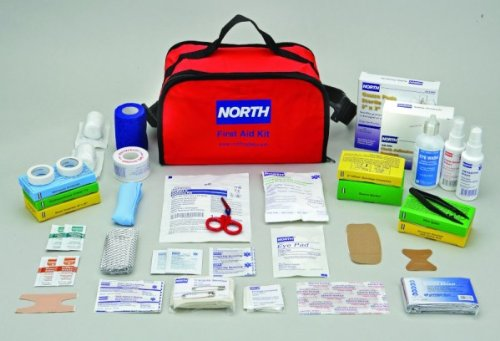 Honeywell 018500-4222 North Large Redi-Care 10 1/2 X 7 X 6 First Aid Kit, Plastic, 7