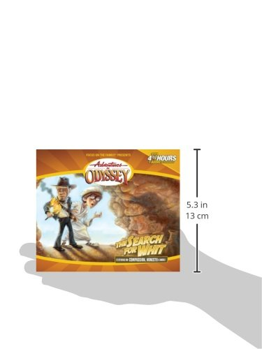 The Search For Whit (Adventures in Odyssey #27)