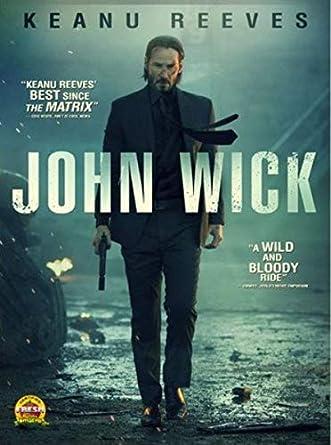 Amazon com: John Wick [DVD]: David Leitch, Chad Stahelski, Keanu