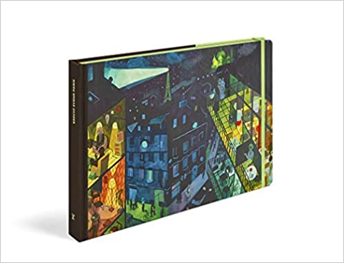 d0e5f73c Paris (Louis Vuitton travel book): Amazon.co.uk: Brecht Evens ...