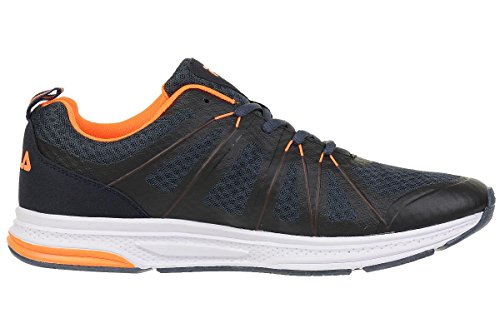 Fila Colt Low Run Men Running Trainers Sneakers fitness blue