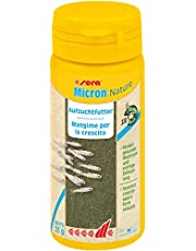 Sera Micron Nature - Fry Food, 0.8 oz/50 ml (720)