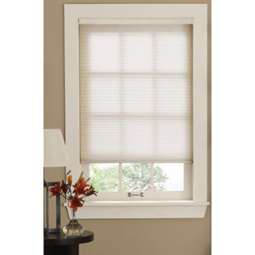 Window Double Cell 7/16 Cordless Shade 24' x 72' (61 x 183cm) - Alabaster