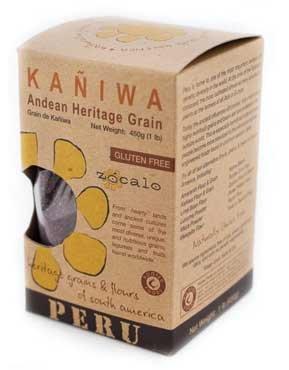 Zócalo Peru Organic Kaniwa Grain, 16 Ounce