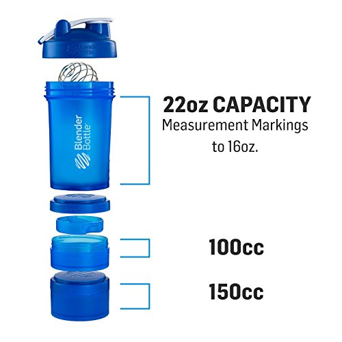 BlenderBottle-ProStak-System-with-22-Ounce-Bottle-and-Twist-n-Lock-Storage