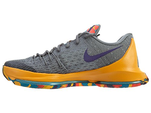 Nike Youth KD 8 Basketballschuh Blau