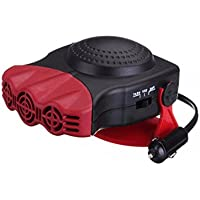 cici store 12V 150W Portable Car Heating - Cooling Fan Heater Quickly Defroster Demister