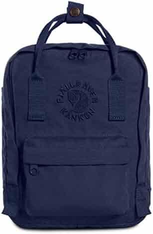 Fjallraven Kanken Art Special Edition Backpack for Everyday, Blue Fable