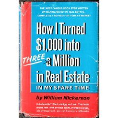 How I Turned $1,000 into Three Million in Real Estate in My Spare Time by Simon & Schuster