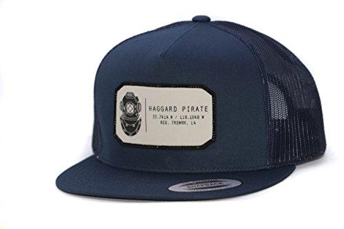 Hat Diver (Haggard Pirate Divers Code Trucker)