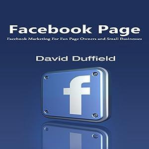 Facebook Page Audiobook