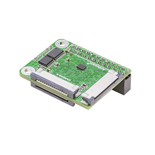 Arducam Multi Camera Adapter Doubleplexer Stereo Module V2 for Raspberry Pi Zero, Pi 3/3 b+, 4b