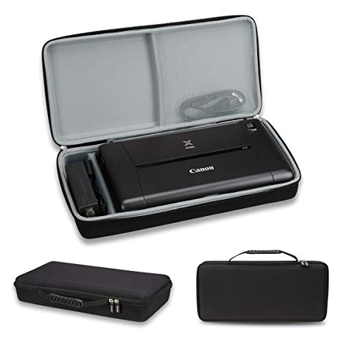 Mchoi Hard Portable Case Fits for Canon PIXMA iP110 Mobile Printer by Mchoi (Image #6)