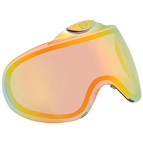 Proto Switch Goggle Thermal Replacement Lens - Mirror Smoke Bronze Fire by Proto