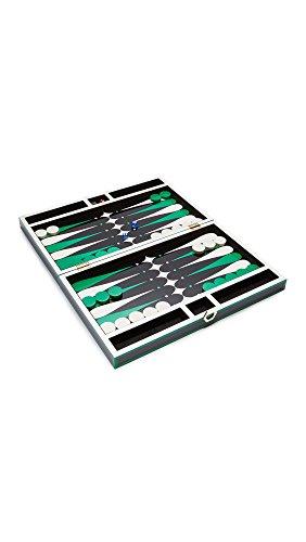 Jonathan Adler 22297 Lacquer Backgammon Set (Adler Desk Jonathan)