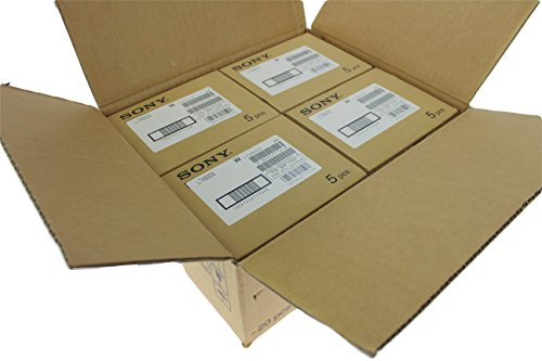 20 Pack Sony LTX800G LTO Ultrium-4 Data Tape (800/1.6TB) by Sony