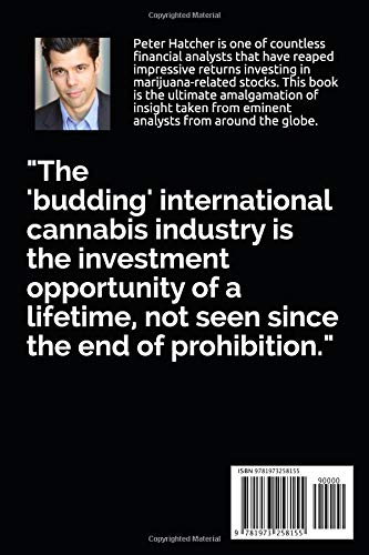 4191bNgomtL - International Marijuana, 2018 Edition: The No B.S. Guide to Investing in Weed Stocks Globally