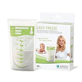 Ardo Easy Freeze Breastmilk Storage Bags