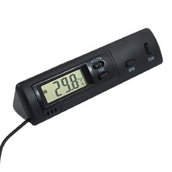 Ecrã LCD Termômetro Digital Probe com 39,4 polegadas Cable