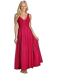 Women's Silhouette 53 Inch Sleeveless Long Gown