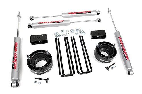 01 dodge ram 1500 body lift kit - 3