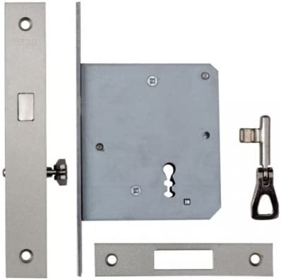 KFV para puerta corredera de cierre de compás de seguridad 1620 55/24: Amazon.es: Bricolaje y herramientas
