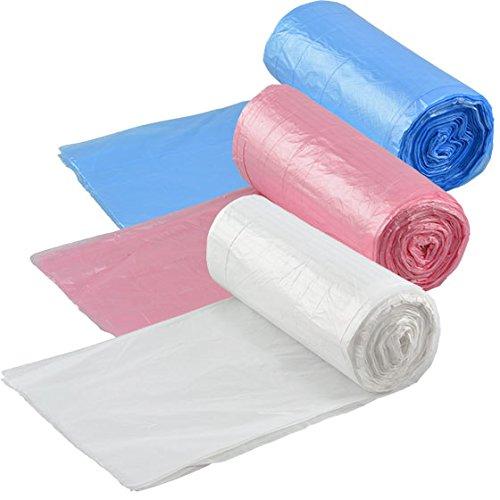 100 ct small scented trash bags. Mix scents (vanilla, rose, fresh, lavender, lemon) ()