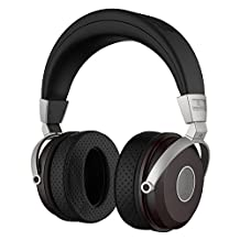 Langsdom FAITH FA890 Premium Genuine Wood Headphones, Over-ear Stereo Natural Audio Surround Sound Headsets with Extremely Soft Earpads (Rosewood)