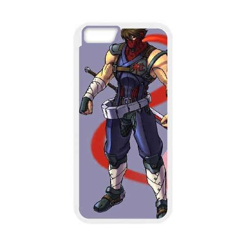 Strider 3 coque iPhone 6 Plus 5.5 Inch cellulaire cas coque de téléphone cas blanche couverture de téléphone portable EEECBCAAN04972