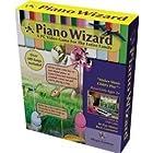 Piano Wizard Premier Software & Stickers & Midi Cable