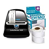 DYMO LabelWriter 450 Thermal Label Printer with 2