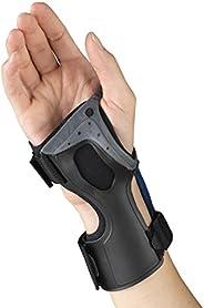 OTC Wrist Brace, Molded Exoskeleton, Low-profile, Exolite, Medium (Right Hand)