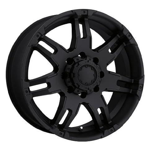 Ultra Wheel 237B Gauntlet Black Wheel (17x9